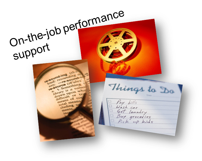 onthejobperformancesupport
